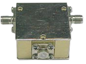 HSI8012 Main view for SMA Isolator, Frequency from 8 to 12.4 GHz,  HASCO Components