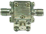 HSI1218 Main view for SMA Isolator, Frequency from 12 GHz to 18 GHz,  HASCO Components