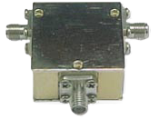 HSC0810S Main view for SMA Circulator, Frequency from  1.0 GHz to 2.0 GHz,  HASCO Components