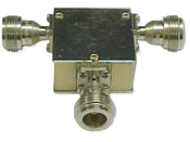 HSC0810N Main view for N Type Circulator, Frequency from  800 MHz to 1 GHz,  Reflective Power 250 Watts - Hasco-inc.com