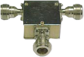 HSC1722N Main view for N Type Circulator, Frequency from  1.7 to 2.2 GHz,  Reflective Power 150 Watts - Hasco-inc.com