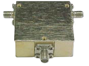 HSC2040 Main view for SMA Circulator, Frequency from  2 to 4 GHz,  HASCO Components