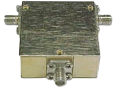 HSC2060 Main view for SMA Circulator, Frequency from  2 to 6 GHz,  HASCO Components