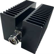 HT4NM-100 Main view for 100 Watt RF Load Termination with N Type Male Connector, DC-4 GHz - HASCO-Inc.com
