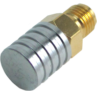 HT18F-2G Main view for 2 Watt RF Load Termination with Gold SMA Female Connector, DC-18 GHz - Hasco-Inc.com