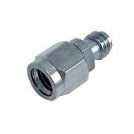 Image - 2430-00SF - 1.0mm Female to Male Inline Adapter - 110 Ghz