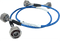 HLP141SF-MDP-MDP-18 Main view for Low PIM SRX 141 Flexible Cable -165 dBc, 4.1/9.5 Mini DIN Male to 4.1/9.5 Mini DIN Male, 18 Inches - HASCO Components
