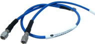 HLP141SF-S1-S1-40 Main view for Low PIM SRX 141 Flexible Cable -155 dBc, SMA Male to SMA Male, 40 Inches - HASCO Components