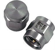 HT18M-1FX Main view for 1 Watt RF Load Termination with SMA Male Fixed Hex Nut Connector, DC-18 GHz - HASCO-Inc.com