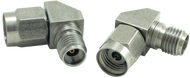 2.4mm Male to 2.92mm Female Right Angle Adapter
