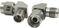 2.4mm Female to 2.92mm Male Right Angle Adapter