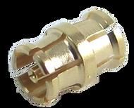 G3PO Female to G3PO Female Adapter   .098 Long (R1R1-0001-01)