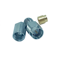 Image - 202-503SF SMA Male Cable Connector, Field Replaceable, DC-27GHz for 0.036 Cable