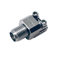 Image - 1092-01A-9, 2.92mm Female Super Small End Launch Connector - Low Profile (1092-01A-9)