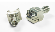 Image - 1892-04A-6, 1.85mm Female End Launch Connector - Low Profile (1892-04A-6)