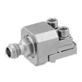 2492-04A-9 Main view for 1.0 mm Female Super Small End Launch Connector - 110 GHz | HASCO Components