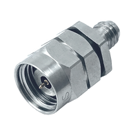 Image1_1.85mm Male to 1.0mm Female Adapter - 67 GHz (182430-00SF)