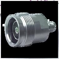 Image - 4.3-10 Female to SMA Female Low PIM RF Adapter - 165 dBc - 4310J-SMA-SLP