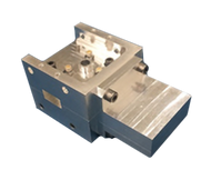 Image - ISO-W-19000-4000-51 - WR-51, K-Band Isolator with pass-band from 18-21 GHz