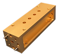 Image - WR-15 V-Band Band Pass Filter with low Insertion Loss - 63.5-35 GHz - HASCO RF Components