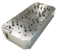 Image - WR-187 C-Band Band-Pass Filter - Low Insertion Loss 4.75-4.78 GHz - BPF-WZ1-4764-22-8-187 - HASCO RF Components