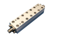 Image - DC to 10 GHz X-Band Lowpass Filter, 60 dB Rejection from 13 to 18 GHz (LPF-C-10000-19-SF-SF)