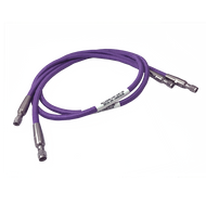 Main Image - 2.4mm Male to 2.4mm Male Test Cable using LL228 Low Loss Ruggedized Flexible Cable, Excellent Phase and Amplitude Stability vs. Flexure, DC- 50 GHz, 48 Inches