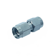 Main Image - 2.4mm Male to SMA Male Adapter - 26.5 GHz 24P-SMAP-MM