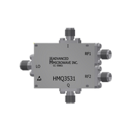 Main Image - Advanced Microwave HMQ3531 - IQ Mixer, IQ Modulator, SMA Female, from 8 GHz to 18 GHz with IF Range of DC to 1 GHz, LO Power +10dBm to +16dBm