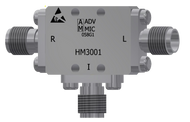 Image - Multi-Octave Microwave Mixer SMA Female, 4 GHz to 20 GHz with IF Range of DC to 3 GHz, LO Power +7dBm to +12dBm Advanced Microwave