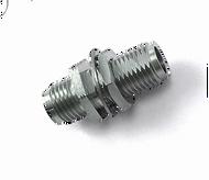 Main Image - 2.4mm Female to 2.4mm Female Bulkhead Adapter - 50 GHz (24J-24J-BH)