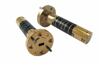 Main Image - WR-10 Millimeter Waveguide Load Termination, 75 GHz to 110 GHz, 0.3 Watts, W Band