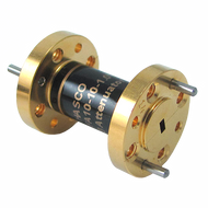 Main Image - 6 dB WR-12 Fixed E Band Millimeter Waveguide Attenuator, Operating from 60 GHz to 90 GHz, 0.3 Watts, HWFA12-06-1.0
