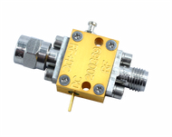 Main Image - 200 MHz to 40 GHz Bias Tee with 2.92mm Male Input and 2.92mm Female Output (HBT40-20040-MF)