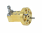 Main Image - WR-15 to 1.0mm Female Precision Waveguide to Coax Adapter, Right Angle Design, 50 GHz to 75 GHz, UG385/U Flange