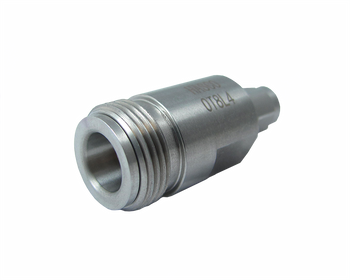 Main Image - N Female to SMA Male Precision Adapter - DC to 18 GHz - VSWR 1.15:1