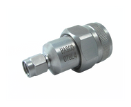 Main Image - N Male to SMA Male Precision Adapter - DC to 18 GHz - VSWR 1.15:1