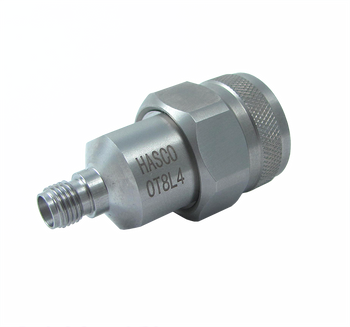 Main Image - N Male to SMA Female Precision Adapter - DC to 18 GHz - VSWR 1.15:1