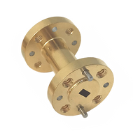 Image - WR-6 Millimeter Waveguide 1-Inch Straight Section, 110 GHz to 175 GHz, D-Band
