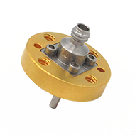 Main Image - WR-10 to 1.0mm Female End Launch Waveguide to Coax Adapter, 75 -110 GHz