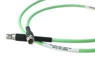 HLL142-35P-35P-24 Main view for 3.5 mm Male to 3.5 mm Male Test Cable using HLL142 Low Loss Flexible Cable, Phase Stable vs. Temperature, 24 Inches - HASCO Components