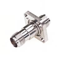 1032-13SF - 2.92mm Female (Jack) to Female (Jack) - Bulkhead Adapter (with O-Ring Groove)