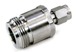 2330SF - N Female (Jack) to SMA Male (Plug) Adapter
