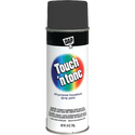 12OZ Flat Black Touch 'N Tone Spray Paint