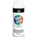 12OZ Flat White Touch 'N Tone Spray Paint