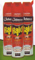 Raid Crawling Insect Odourless 450gm One Shot