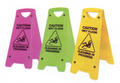 Safety Sign Oates  Wet Floor A-frame