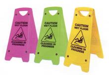 Safety Sign Oates  Wet Floor A-frame