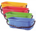 Oates buckets for flat mops & window cleaning