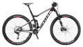 Scott Spark 920 2017 Black/Orange/White